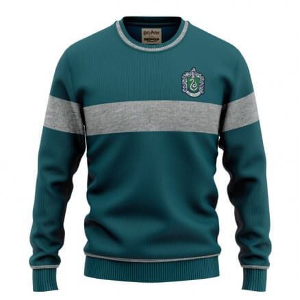 House Slytherin - Harry Potter Official Sweater