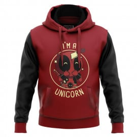 I'm A Unicorn - Marvel Official Hoodie