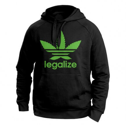 Legalize - Hoodie