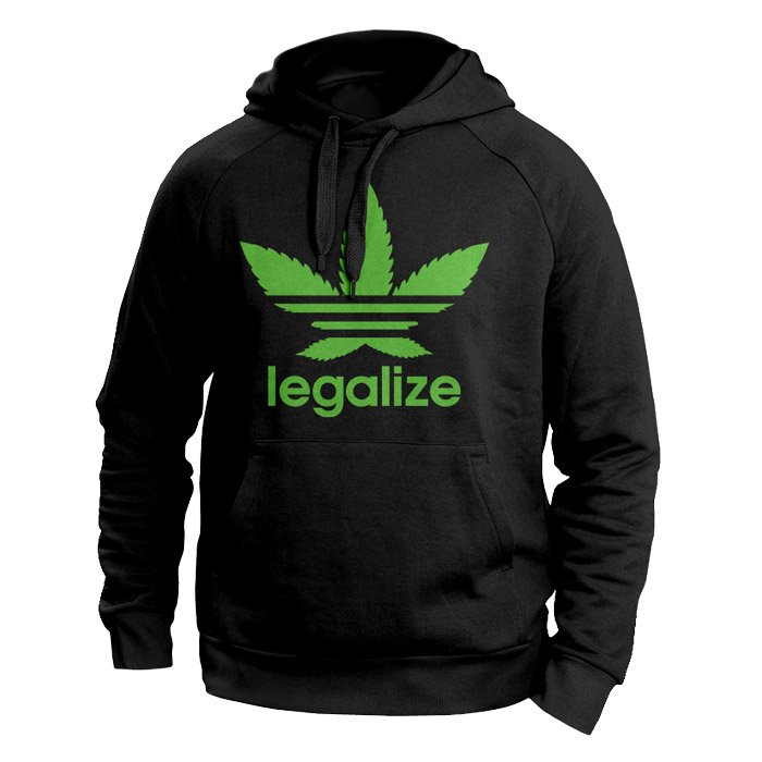 Legalize - Sweatshirt