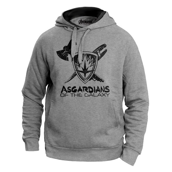 Asgardians Of The Galaxy - Marvel Official Hoodie