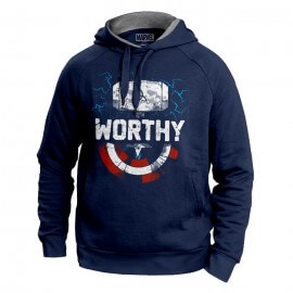 Worthy - Marvel Official Sweatshirt