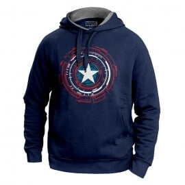 Captain America: Mechanical Shield - Marvel Official Sweatshirt