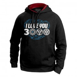 I Love You 3000 - Marvel Official Hoodie