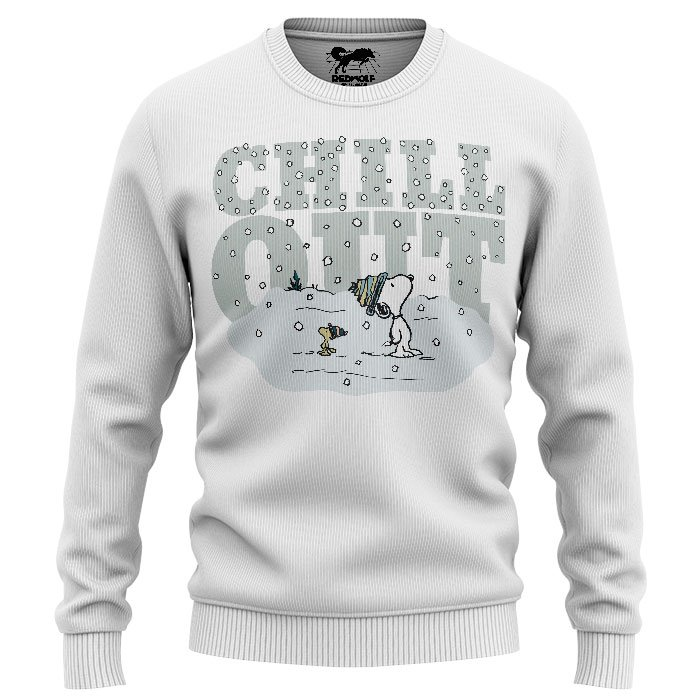 Chill Out - Peanuts Official Sweatshirt