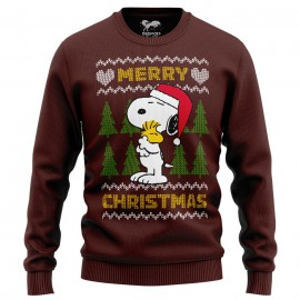 Merry Christmas - Peanuts Official Sweatshirt