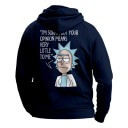 Rick's Opinion - Rick And Morty Official Sweatshirt