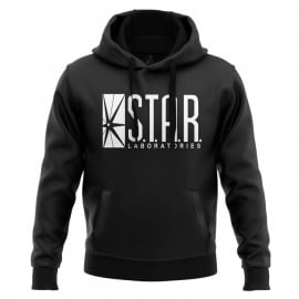 Star Labs Logo - The Flash Official Hoodie