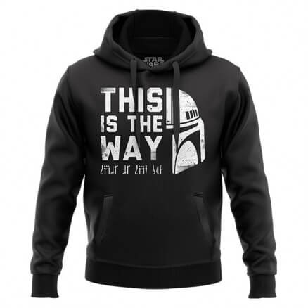 This Is The Way - Star Wars Official Hoodie