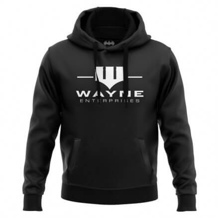 Wayne Enterprises Logo - Batman Official Hoodie