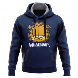 Whatever - Garfield Official Hoodie