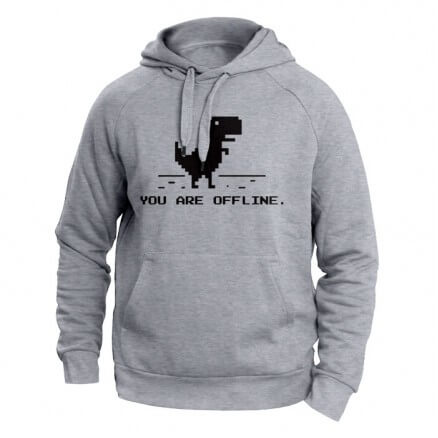 You Are Offline - Hoodie