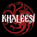 Khaleesi - Game Of Thrones Official T-shirt Dress