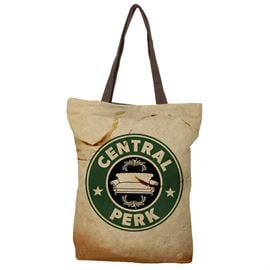 Central Perk - Tote Bag