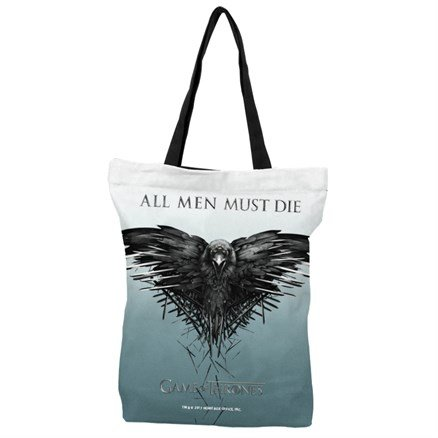 All Men Must Die - Official Game Of Thrones Official Tote Bag