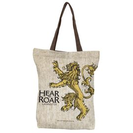 Hear Me Roar - Official Game Of Thrones Official Tote Bag