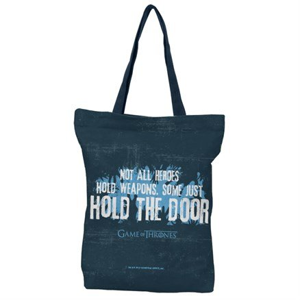 Hold The Door - Game Of Thrones Official Tote Bag