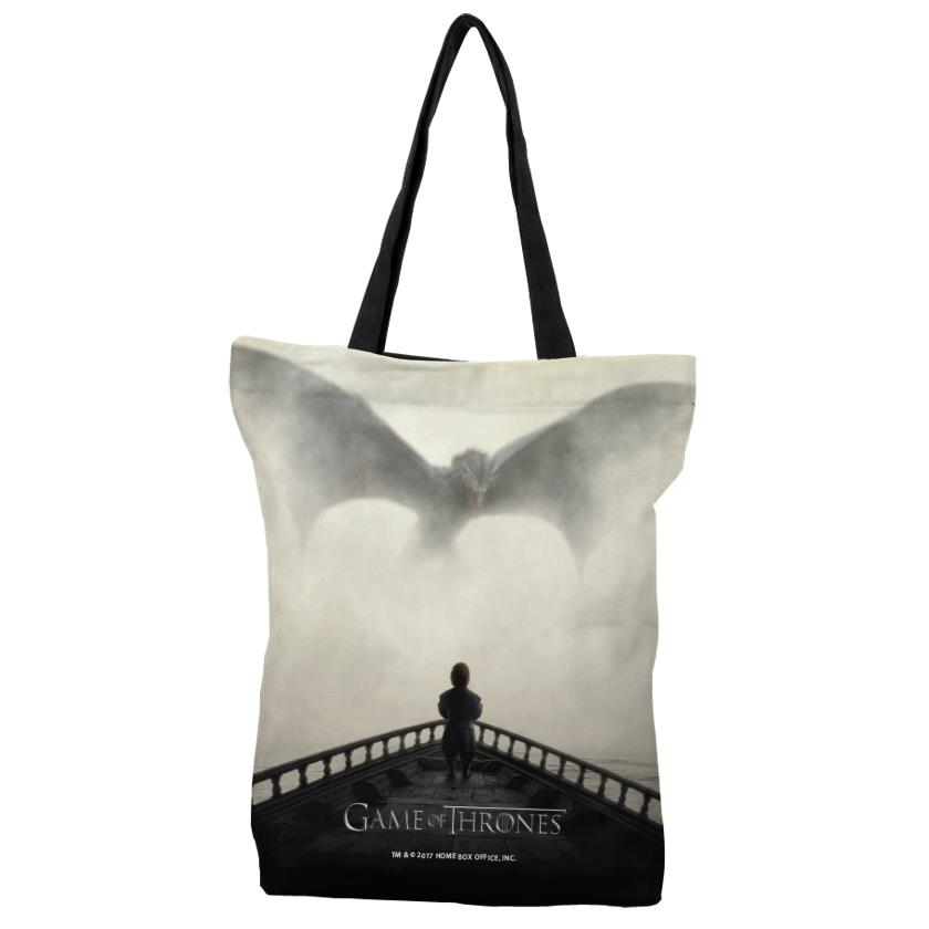 I Dream Of Dragons - Official Game Of Thrones Official Tote Bag