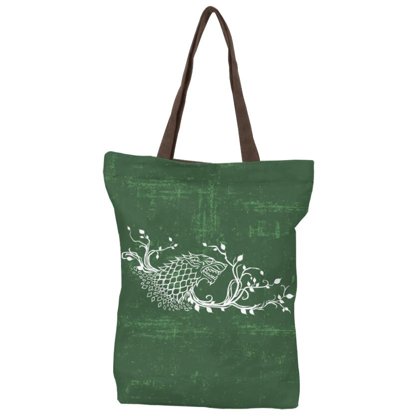 Sansa Stark Sigil - Official Game Of Thrones Official Tote Bag