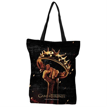 The Crown - Game Of Thrones Official Tote Bag