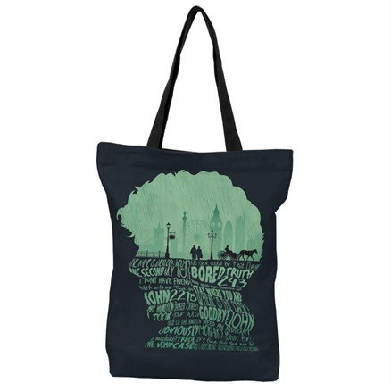 Back To Work - Tote Bag