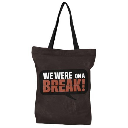 We Were On A Break - Tote Bag