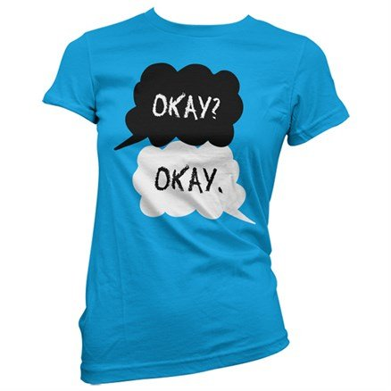The Fault In Our Stars - Okay Okay Women's T-shirt