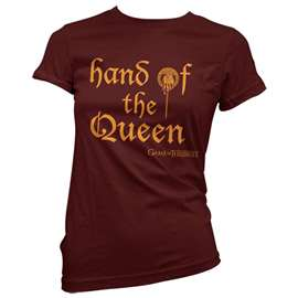 Hand Of The Queen Women's - Game Of Thrones Official T-shirt