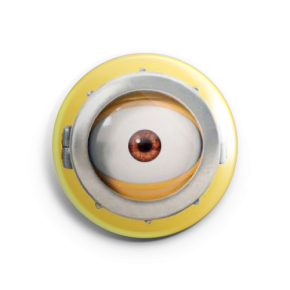 The Minions - Badge