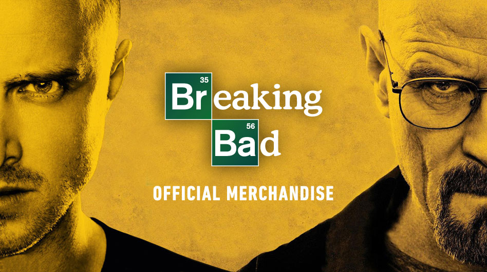 Breaking Bad Official T-shirts