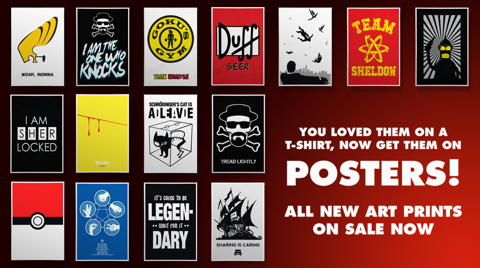 Redwolf Posters