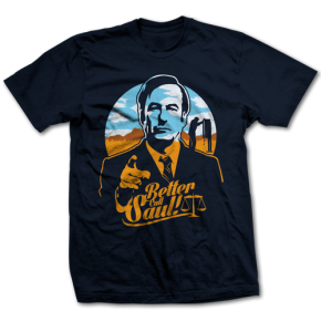 I Want You To Call Saul - Official Tee