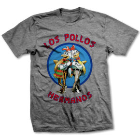 Breaking Bad: Los Pollos Hermanos - Official Tee