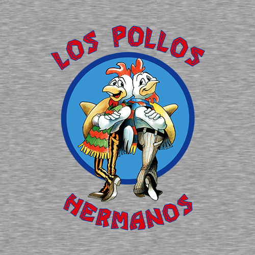 2e152561 Breaking Bad: Los Pollos Hermanos T-shirt | Breaking Bad Tees | Redwolf