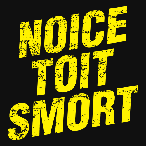 Noice Toit Smort | Brooklyn Nine Nine T-shirts | Redwolf