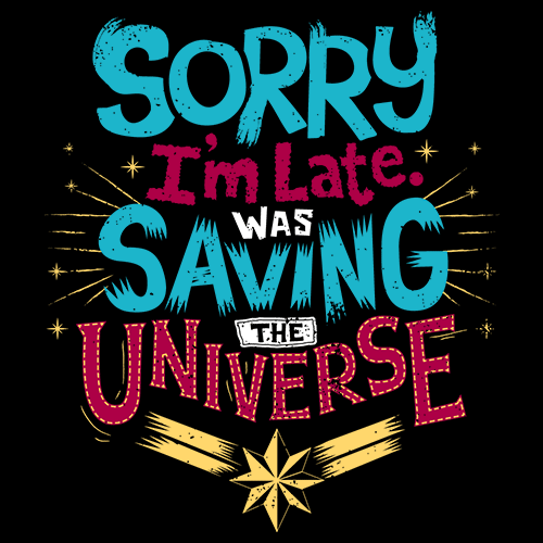 Image result for saving the universe