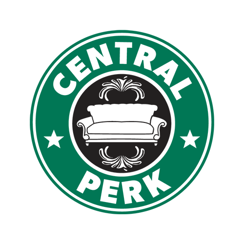 Friends Central Perk Badge Friends Tv Show Badge Redwolf