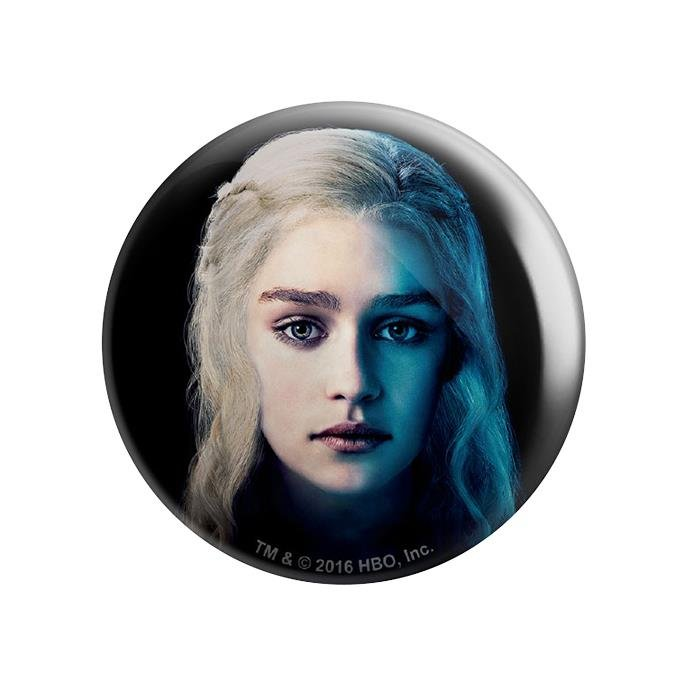 Daenerys Targaryen Game Of Thrones Button Pin Badge 58mm