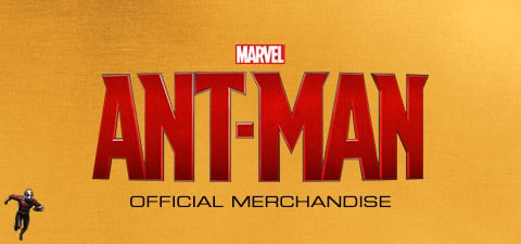 Ant-Man - Official Merchandise