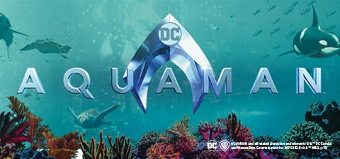 Aquaman - Official Merchandise