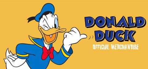 Donald Duck - Official Merchandise