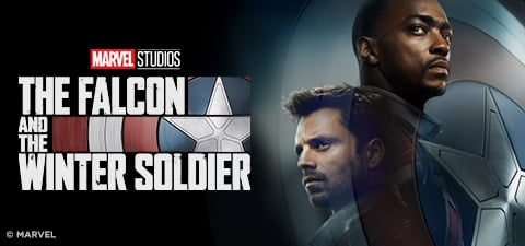 The Falcon And The Winter Soldier - Official Merchandise