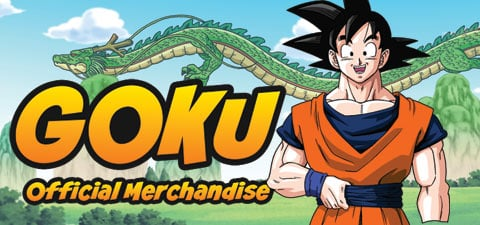 Goku - Official Merchandise