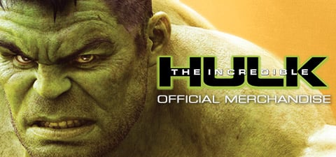 The Hulk Top Banner