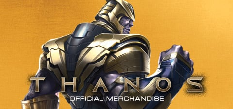 Thanos - Official Merchandise