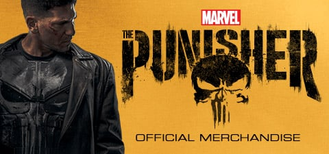 The Punisher - Official Merchandise