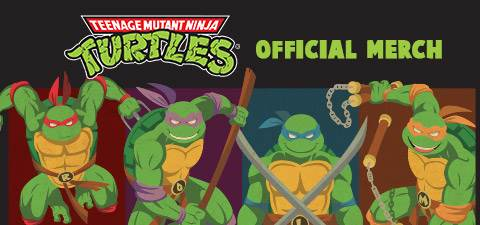 TMNT - Official Merchandise