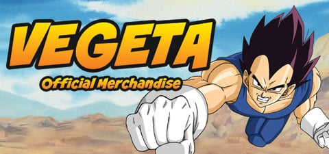 Vegeta - Official Merchadise