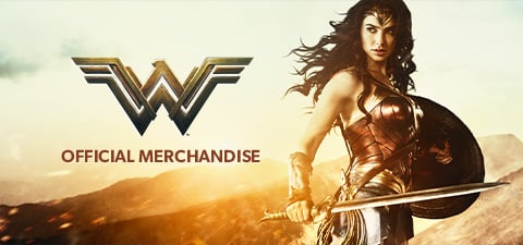 Wonder Woman - Official Merchandise