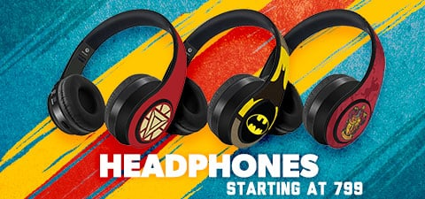 Headphones - Category Banner